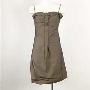 NWT Max Studio Special Edition Brown Dress